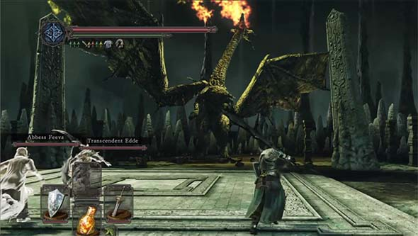 Dark Souls II: Scholar of the First Sin - Sinh
