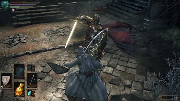 Dark Souls III - parry