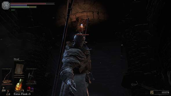 dark souls iii is front loaded with difficulty back loaded with fan
