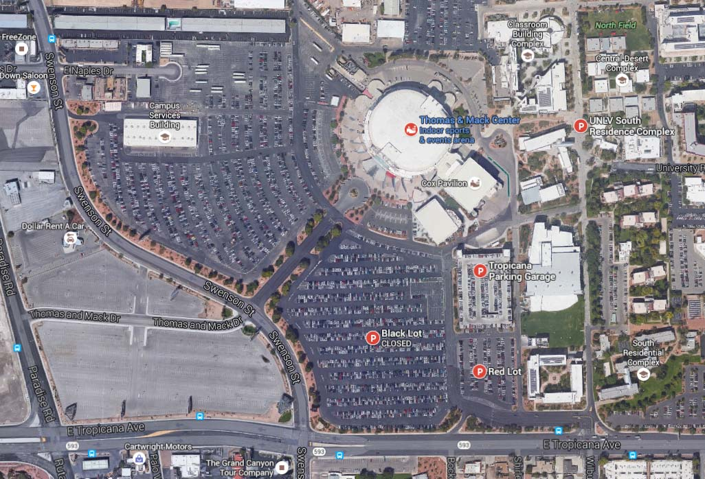 The raiders moving to las vegas doesn 39 t seem like a good for Location parking
