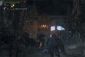 Bloodborne - Nightmare of Mensis