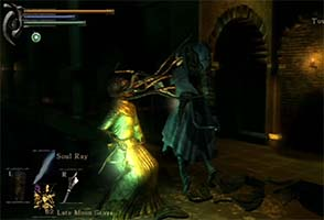 Demon's Souls - Tower of Latria