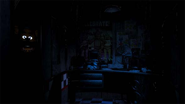 Five Nights at Freddy's - blackout