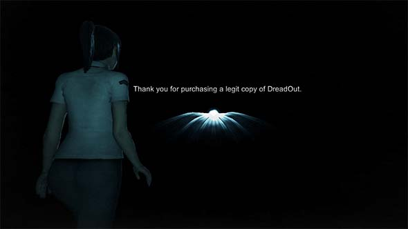 DreadOut - Limbo thank you