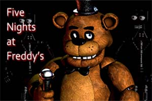 Five Nights at Freddy's - coverart