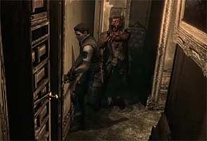 Resident Evil HD - Crimson Head