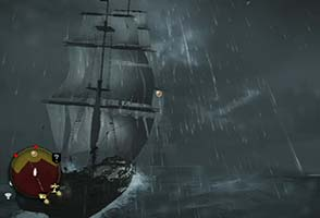 Assassin's Creed IV: Black Flag - sailing