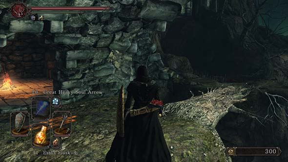 Dark Souls II - Huntsman's Copse shortcut