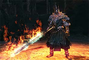 Dark Souls - Lord Gwyn