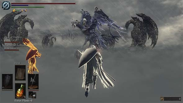 Dark Souls III - The King of the Storm