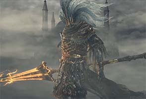 Dark Souls III - Nameless King