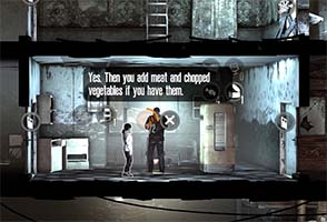 This War of Mine - children can be taught