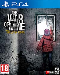 This War of Mine: the Little Ones - boxart