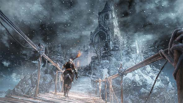 Dark Souls III - Ashes of Ariandel DLC concept art