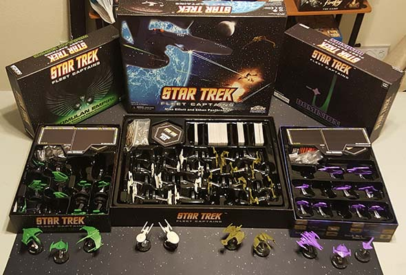 Star Trek: Fleet Captains: Romulans and Dominion