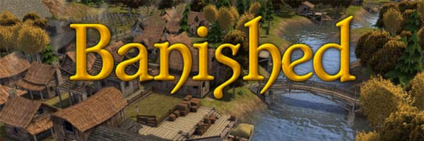 Banished - title
