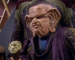 Star Trek: Deep Space Nine - Grand Nagus Zek