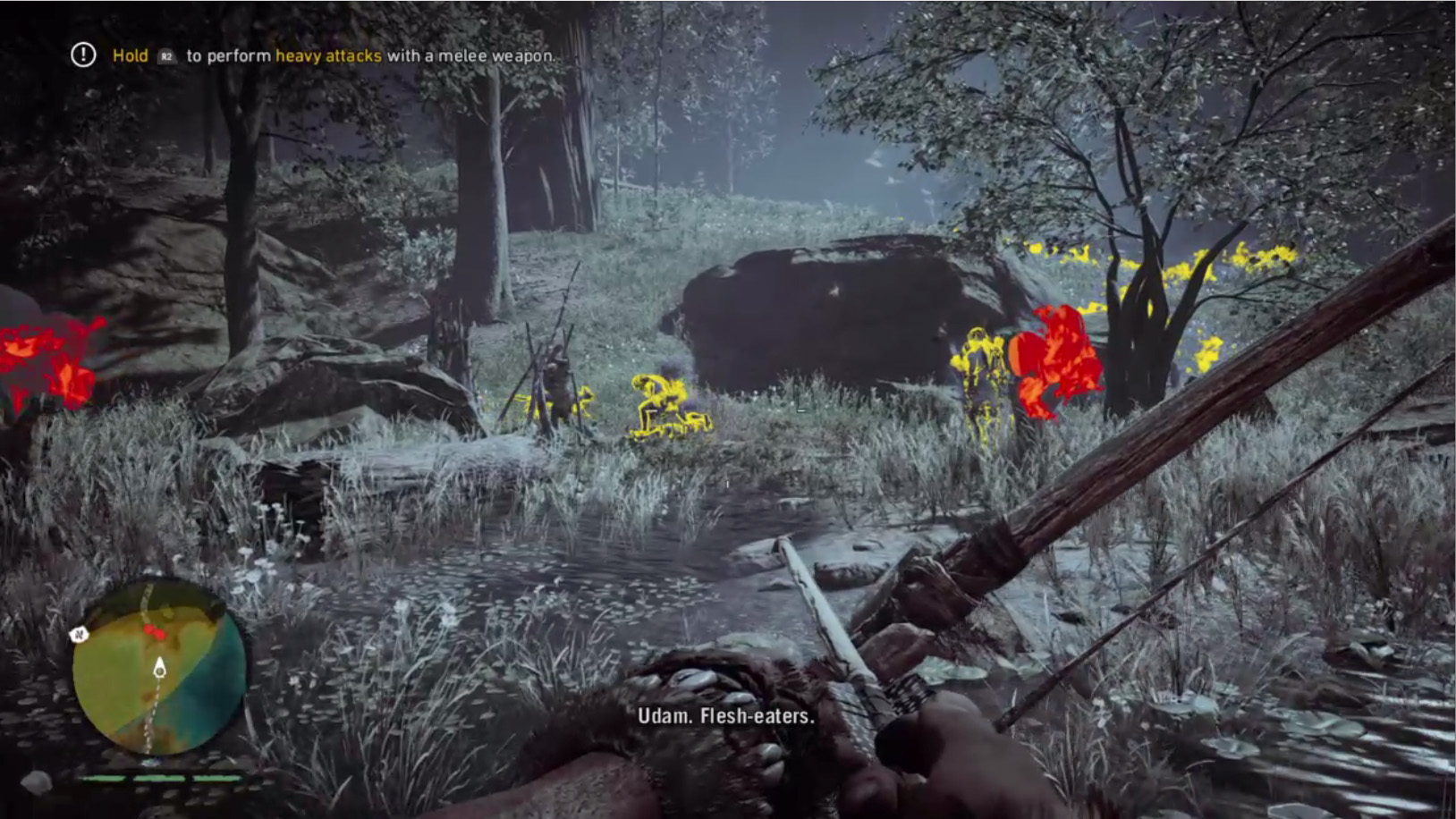 how to kill bears in far cry primal