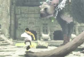 The Last Guardian - run