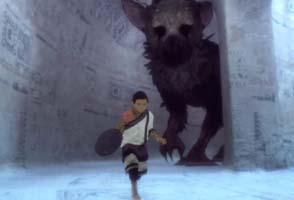 The Last Guardian - tip toe