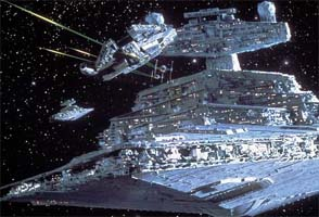 Star Wars Star Destroyers