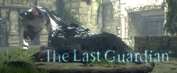 The Last Guardian - title