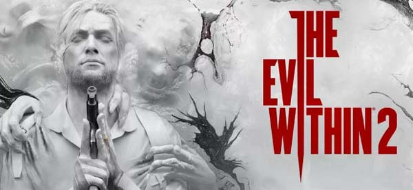 The Evil Within 2 - title