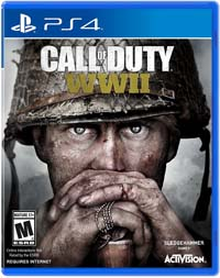 Call of Duty: WWII - cover
