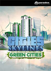 Cities: Skylines: Green Cities - cover