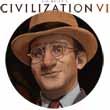 John Curtin is Civilization VI's Australian beachfront prospector
