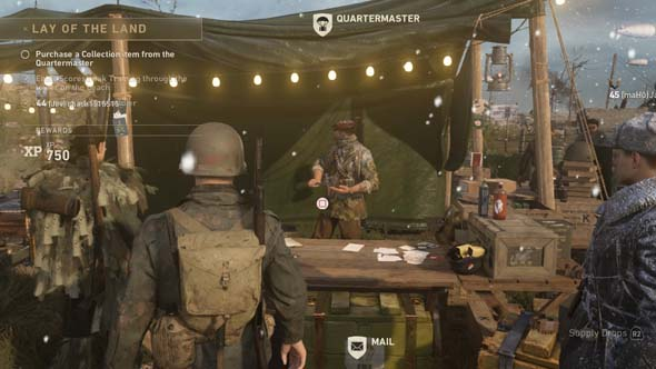 Call of Duty WWII - micro-transaction tutorial