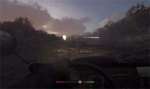 Call of Duty WWII - driving