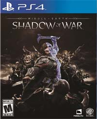 Middle-Earth: Shadow of War - cover