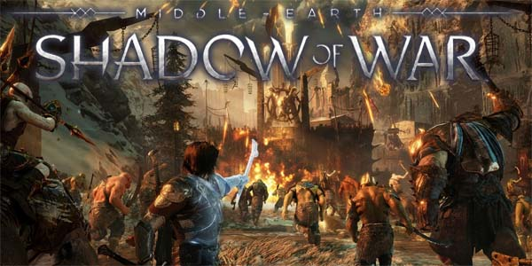 Middle-Earth: Shadow of War - title
