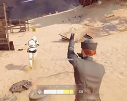 Star Wars Battlefront II - officer
