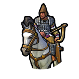 Civilization VI - Scythian Saka Horse Archer portrait