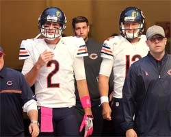 Bryan Hoyer and Matt Barkley