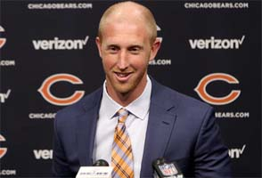 Bears sign Mike Glennon