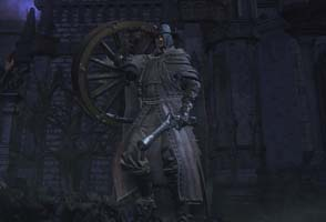 Bloodborne: Logarius Wheel