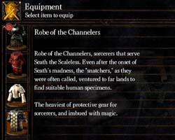 Dark Souls - Channelers Robes