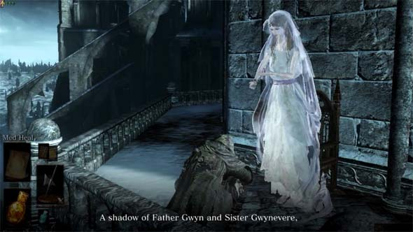 Dark Souls III - Yorshka: Father Gwyn and Sister Gwynevere