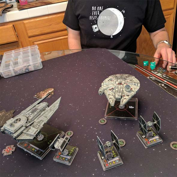 Star Wars: X-Wing - Swarm Tactics