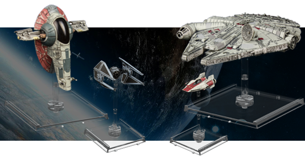 Star Wars: X-Wing - wave II expansions