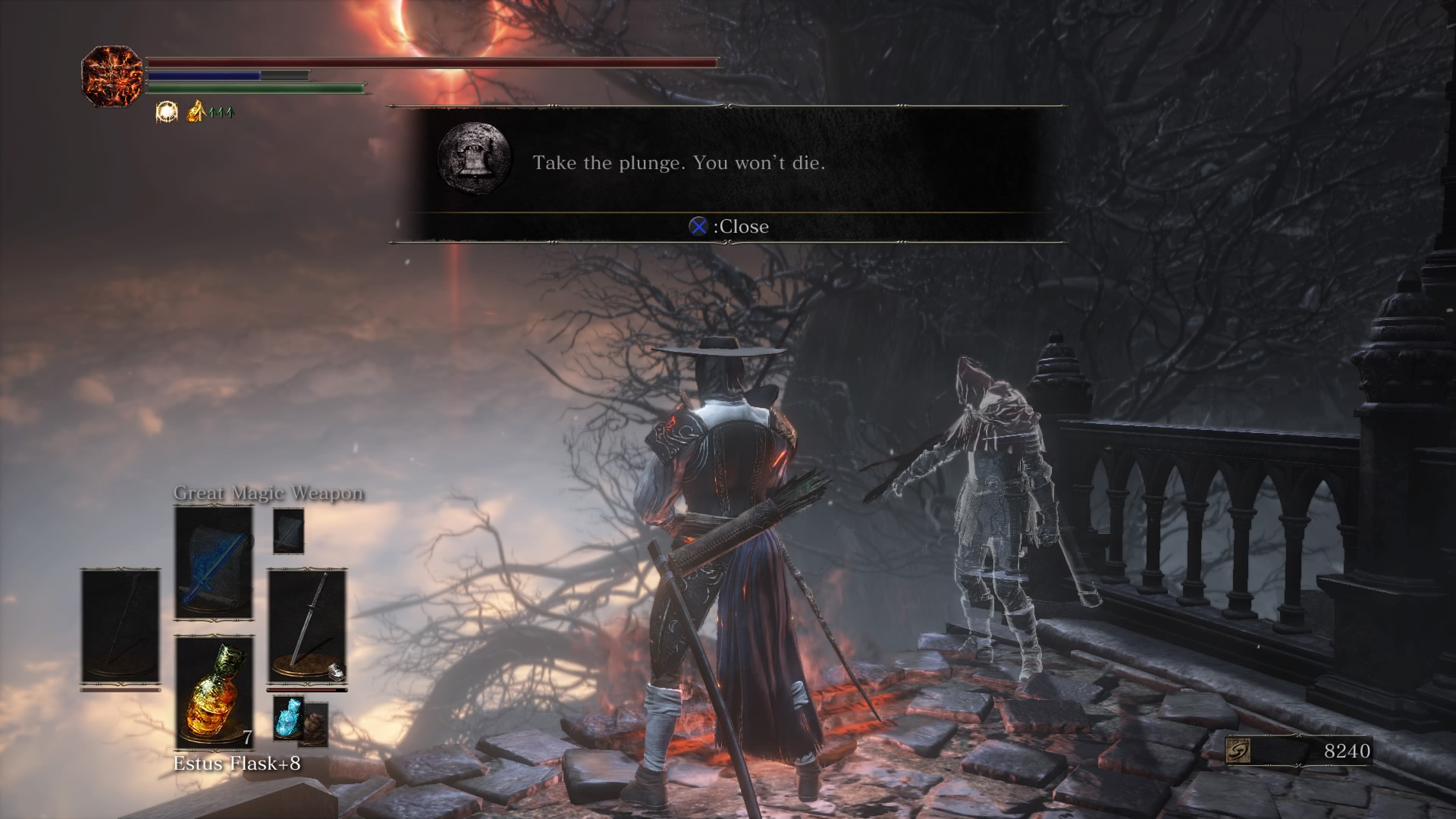 Matchmaking option dark souls 3