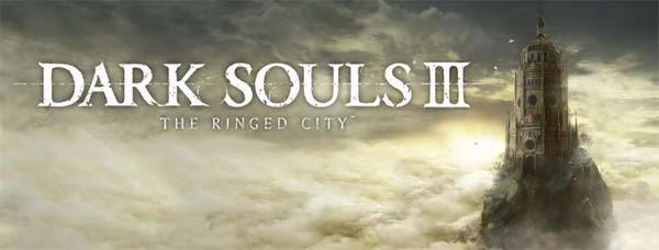 Dark Souls III: the Ringed City - title