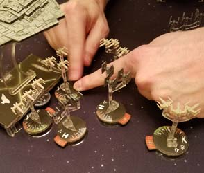 Star Wars: Armada - Adjusting squadron HP