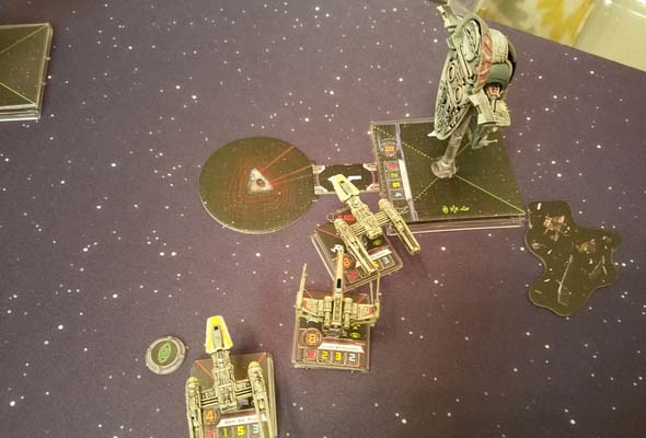 Star Wars: X-Wing - Slave I proximity mine