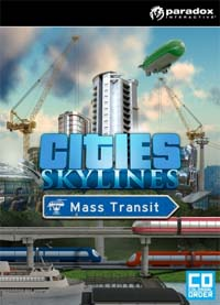 Cities: Skylines: Mass Transit - cover