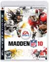 Madden 10 - cover