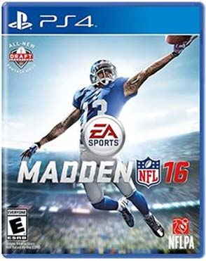 Madden 16 - cover